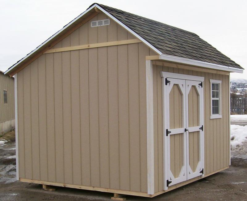 6 X 10 Shed Plans With Roll Up Door Here Marskal